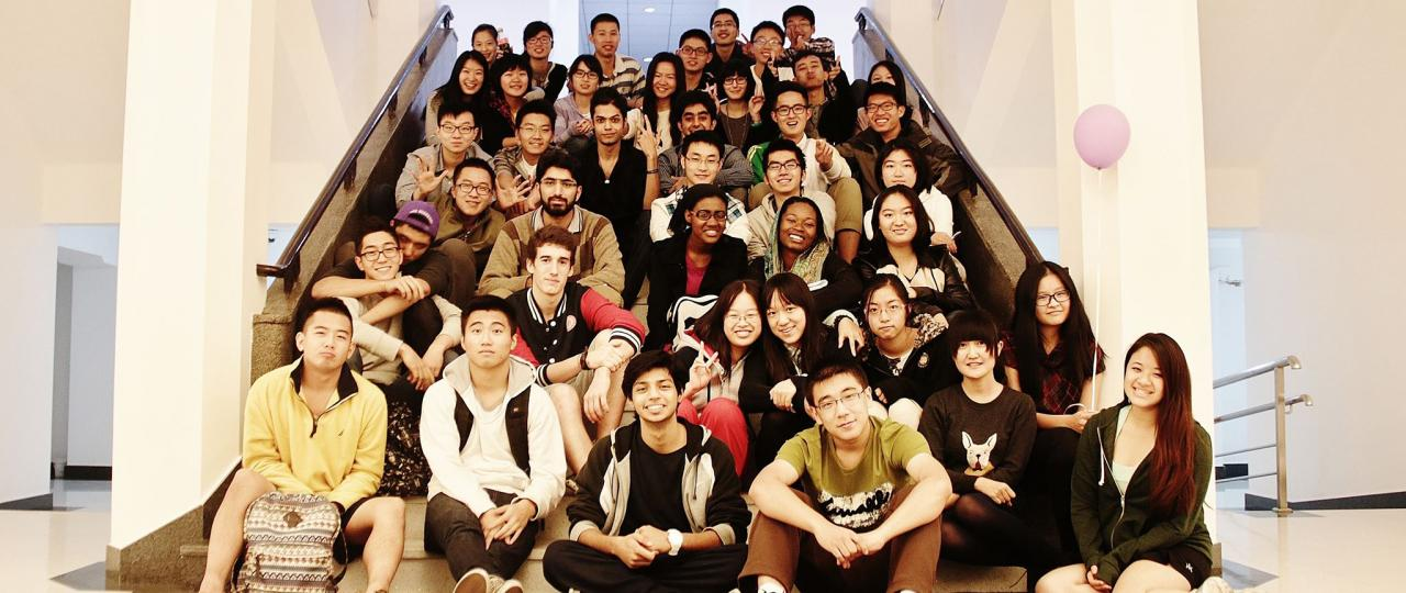 New York University Shanghai: What Is the Deal? «