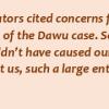 Sun Dawu's Closing Court Statement